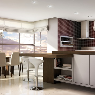 L'Essence - Cozinha